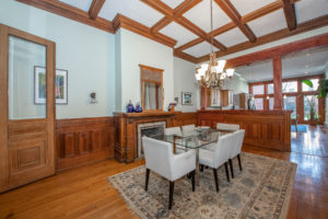 1717 Wallace Spring Garden Townhome formal dining room