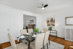 2114 Poplar for sale dining room