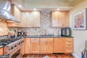 just sold old city condo kitchen