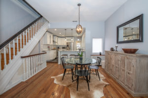 just sold fairmount townhome entry