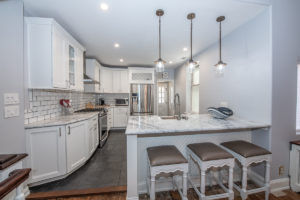 just sold fairmount townhome kitchen