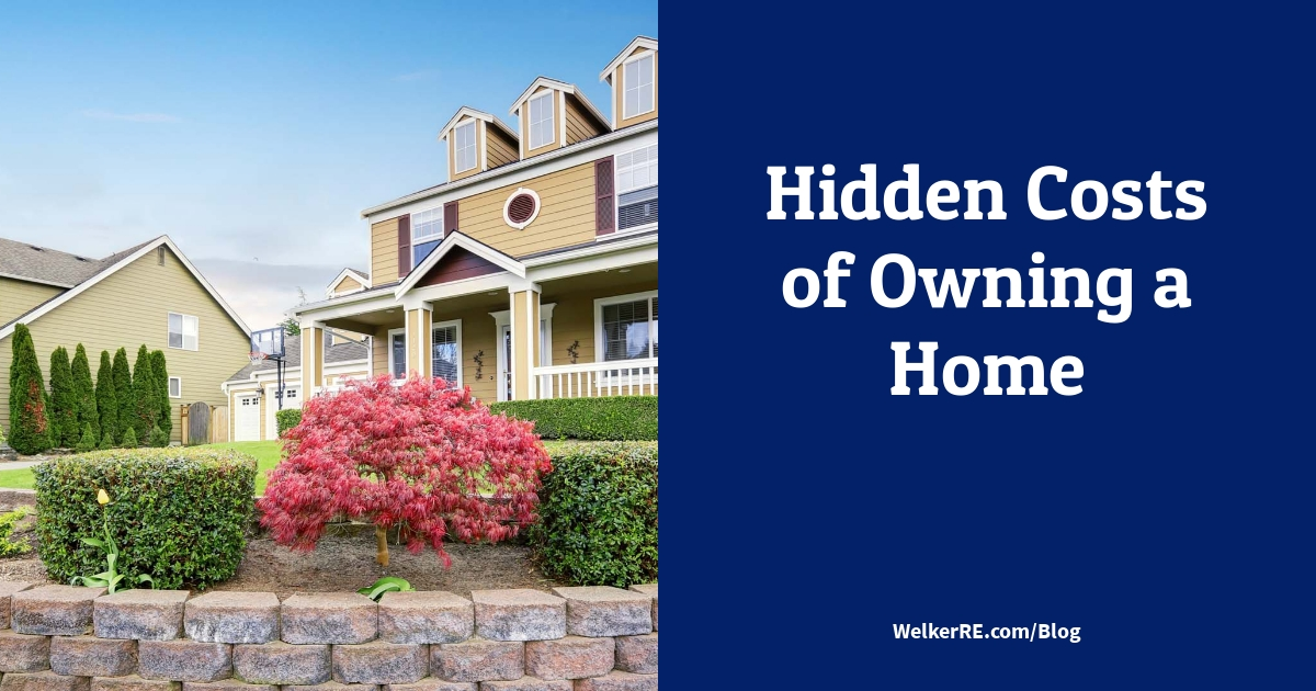 Hidden Costs of Owning a Home